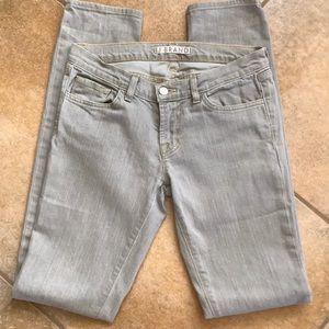 J Brand 912 Skinny Jeans 27/34